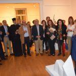 Εγκαινιάσθηκε στο Κόκκινο Σπίτι η έκθεση του Τμήματος Γλυπτικής