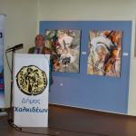 Εγκαίνια Εικαστικής Έκθεσης «Παράλληλες Συνδέσεις» στη Δημοτική πινακοθήκη «Δ.Μυταράς»
