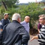 Αποκαταστάθηκε η οδική πρόσβαση από και προς την Τοπική Κοινότητα Λουκισίων