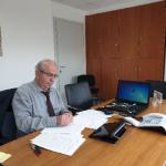 Υπεγράφη σύμβαση για αγροτική οδοποιία σε Δημοτικές Ενότητες του Δήμου Χαλκιδέων