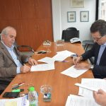 Υπογράφηκε η σύμβαση για τα Συνοδά Έργα του Νέου Νοσοκομείου Χαλκίδας