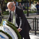 Στη γιορτή των Ενόπλων Δυνάμεων ο Δήμαρχος Χαλκιδέων