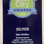 Βραβείο στον Δήμο Χαλκιδέων για την ηλεκτρονική διακίνηση εγγράφων