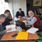 Υπογραφή σύμβασης για έργα 5,2 εκ. ΕΥΡΩ στις Δημοτικές Κοινότητες Αγίου Νικολάου και Ν. Λαμψάκου
