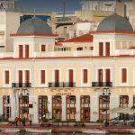 """Στο Δημαρχιακό Μέγαρο """"Κότσικα"""" η ανταλλαγή ευχών για το Νέο Έτος"""