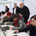 Διανομή τροφίμων από τον Δήμο Χαλκιδέων σε δικαιούχους του ΤΕΒΑ