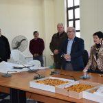 Γιορτή για το προσωπικό της οργάνωσε η Δημοτική Ενότητα Ν. Αρτάκης