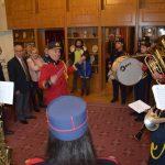 Eίπαν τα Πρωτοχρονιάτικα Κάλαντα στον Δήμαρχο Χαλκιδέων