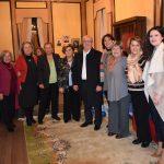 Συνάντηση με μέλη του Λυκείου Ελληνίδων είχε ο Δήμαρχος Χαλκιδέων