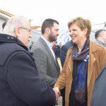 Στα εγκαίνια του Α.Τ. Διρφύων - Μεσσαπίων ο Δήμαρχος Χαλκιδέων Χρήστος Παγώνης