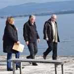 Επισκέψεις Δημάρχου Χαλκιδέων σε περιοχές της Παραλίας Αυλίδας