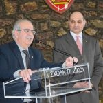 Στην εκδήλωση των Εφέδρων Αξιωματικών ο Δήμαρχος Χαλκιδέων