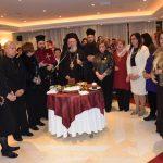 Τα εύσημα στο Λύκειο Ελληνίδων από τον Δήμαρχο Χαλκιδέων