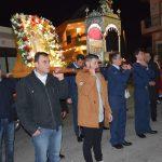 Εορταστικές εκδηλώσεις στον Ιερό Ναό Αγίου Ιωάννη Καλυβίτη στην Αυλίδα