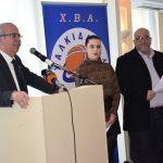 Αντιπροσωπεία του Δήμου Χαλκιδέων στην εκδήλωση της XBA.