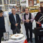 Αντιπροσωπεία του Δήμου Χαλκιδέων στη γιορτή της Χορωδίας Ν. Αρτάκης