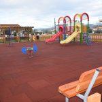 Νέα σύγχρονη Παιδική Χαρά στη Δημοτική Κοινότητα Ν. Λαμψάκου