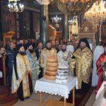 Τον πολιούχο της Άγιο Τρύφωνα γιορτάζει η Ν. Λάμψακος