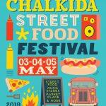 To 1ο «Chalkida Street Food Festival» είναι γεγονός!