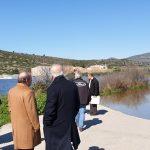 Κλιμάκιο του ΙΓΜΕ στη Χαλκίδα για την αντιμετώπιση των πλημμυρών