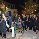 Στον εορτασμό της Ευαγγελίστριας σε Φάρο Αυλίδας και Κάνηθο ο Δήμαρχος Χαλκιδέων