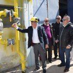 Συνδέθηκε με το Φυσικό Αέριο το Κολυμβητήριο Χαλκίδας
