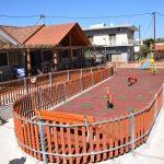 Σύγχρονη Παιδική Χαρά στον Παιδικό Σταθμό Δροσιάς