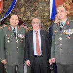 Στην τελετή της Διοίκησης της Σχολής Πεζικού ο Δήμαρχος Χαλκιδέων Χρήστος Παγώνης