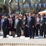 Λαμπρές εκδηλώσεις στον Δήμο Χαλκιδέων για την επέτειο της 25ης Μαρτίου