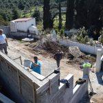 Επεκτείνεται από τον Δήμο Χαλκιδέων το Δημοτικό Κοιμητήριο Βατώντα