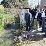 Κλιμάκιο τεχνικών του Υπ. Υποδομών στις πλημμυρισμένες περιοχές της Χαλκίδας