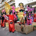 Μεγάλη Παρέλαση με τα Καρναβάλια του Κόσμου