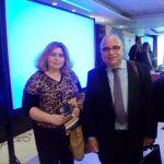Στο 9o Συνέδριο Ηλεκτρονικής Διακυβέρνησης η Υπεύθυνη Προστασίας Δεδομένων του Δήμου Χαλκιδέων