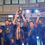 Τα εύσημα στην ομάδα μπάσκετ XBA απένειμε ο Δήμαρχος Χαλκιδέων