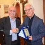 Ο Δήμος Χαλκιδέων τίμησε υποψήφιο Νομπελίστα