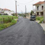 Ασφαλτοστρώσεις δρόμων από τον Δήμο Χαλκιδέων
