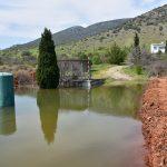 Διακοπή υδροδότησης λόγω μεταφοράς γραμμής