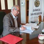 Υπογράφηκε η Σύμβαση πεζοδρόμησης της Αβάντων