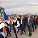 Στις εκδηλώσεις στη Νέα Αρτάκη ο Δήμαρχος Χαλκιδέων