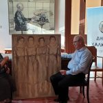 Δωρεά πίνακα ζωγραφικής του Αντώνη Καραγιάννη στον Δήμο Χαλκιδέων