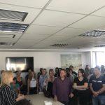 Ορκωμοσία μόνιμων υπαλλήλων στον Δήμο Χαλκιδέων