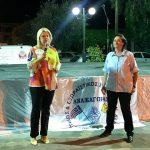 Στην εκδήλωση Προσφυγικής Μνήμης στη Ν. Λάμψακο η Δήμαρχος Έλενα Βάκα