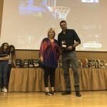 Στην εκδήλωση βράβευσης Sterea Basket Awards η Δήμαρχος Χαλκιδέων Έλενα Βάκα