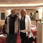 Η Δήμαρχος Χαλκιδέων στην παρουσίαση των βιβλίων του Β. Καράκωστα