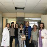 Η Δήμαρχος Χαλκιδέων στη δράση της Αντιδημαρχίας Υγείας