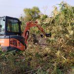 Καθαρισμός αμπολών στο Δήμο Χαλκιδέων