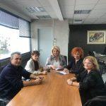 Συνάντηση της Δημάρχου Χαλκιδέων με τον Επιμορφωτικό Πολιτιστικό Σύλλογο Δροσιάς
