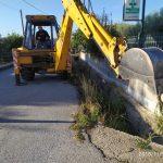 Καθαρισμός αμπολών στη Δημοτική Ενότητα Ληλαντίων