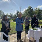 Στον Αγιασμό του Πάρκου Κυκλοφοριακής Αγωγής η Δήμαρχος Χαλκιδέων