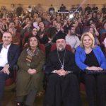 Η Δήμαρχος Χαλκιδέων στη φιλανθρωπική εκδήλωση του Ι. Ναού Αγίου Δημητρίου.